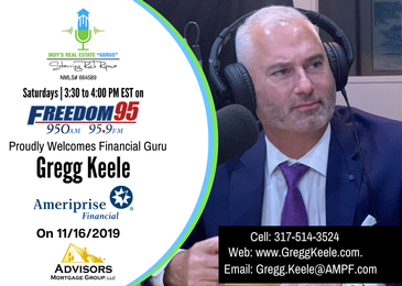 Investing for retirement in a low rate environment with Financial Guru Gregg Keele