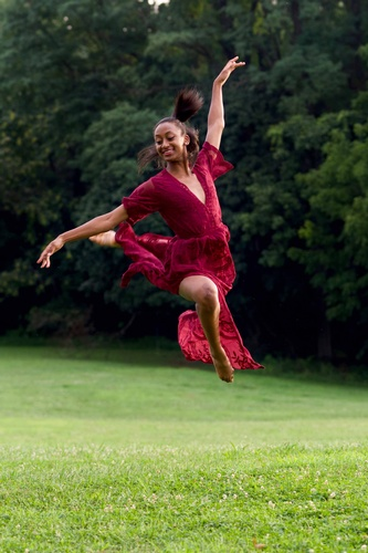Dance Portrait Photography Philadelphia by Alan Simpson