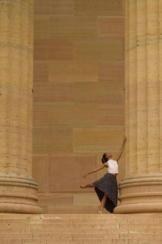 Dance Portrait Photography Philadelphia by Alan Simpson Photography