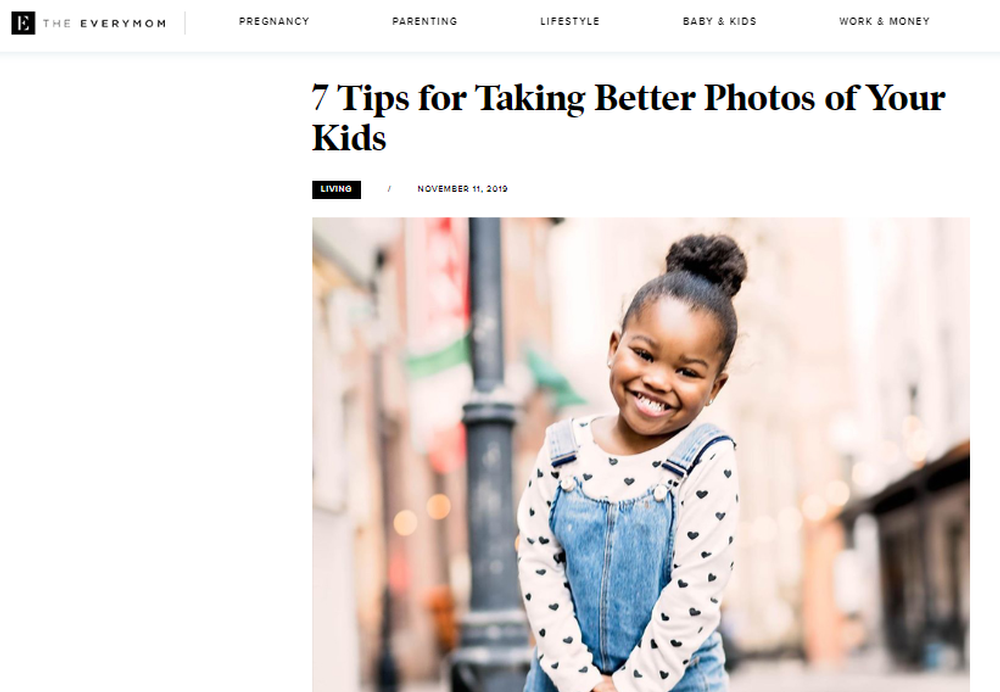 7 Ways to Take Better Photos of Your Kids   The Everymom.png