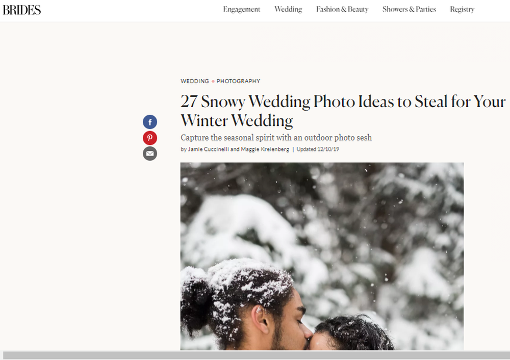 27 Snowy Wedding Photo Ideas to Steal for Your Winter Wedding.png