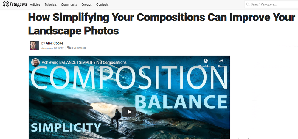 How Simplifying Your Compositions Can Improve Your Landscape Photos   Fstoppers.png