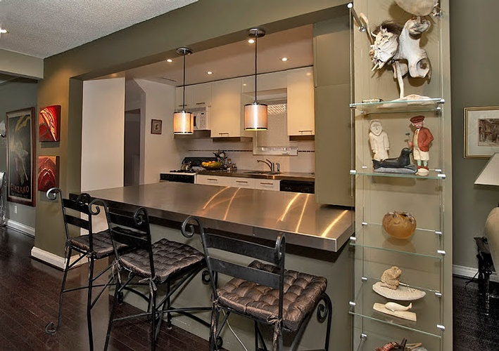 Kitchen Renovations East York by Finished Basements