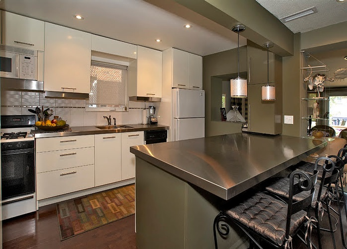 Modular Kitchen Renovations East York by Finished Basements