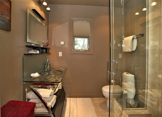 Bathroom Renovations East York by Finished Basements