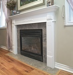 Fireplace Renovation Mississauga by Finished Basements