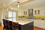 Kitchen Renovations Burlington by Finished Basements