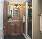 Bathroom Renovations Oakville by Finished Basements