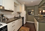 Kitchen Renovations by Renovation Contractor at Finished Basements