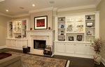 Fireplace Renovation Oakville ON by Finished Basements