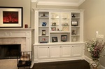 Fireplace Renovation Oakville by Finished Basements