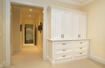 Modern Wood Cabinets Oakville by Finished Basements