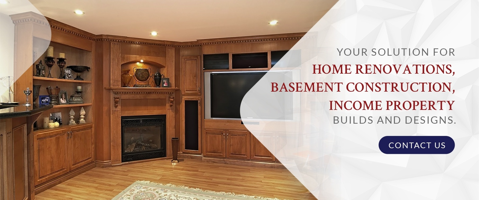 Home Renovations in Toronto by Finished Basements