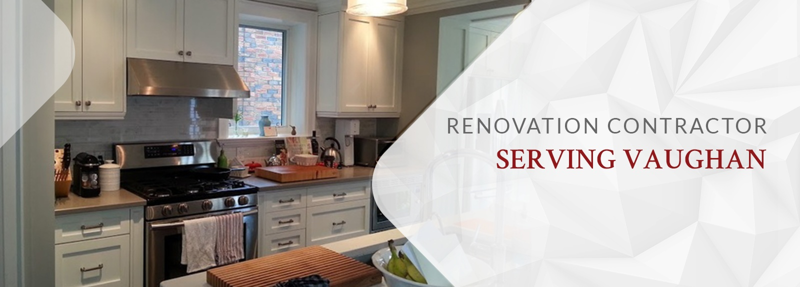 Kitchen Bathroom Basement Renovation Services Vaughan ON