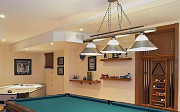 Basement Renovation and Furnishing by Finished Basements - Basement Renovation Contractor in Toronto