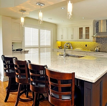 Kitchen Renovations Mississauga by Finished Basements