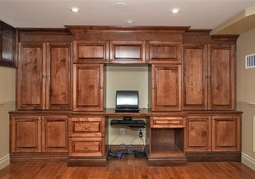 Walke Basement Cabinet by Finished Basements