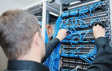 Network Cabling Services St. Charles - Prep Security