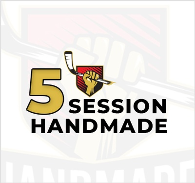Hand Made Five-Session Package