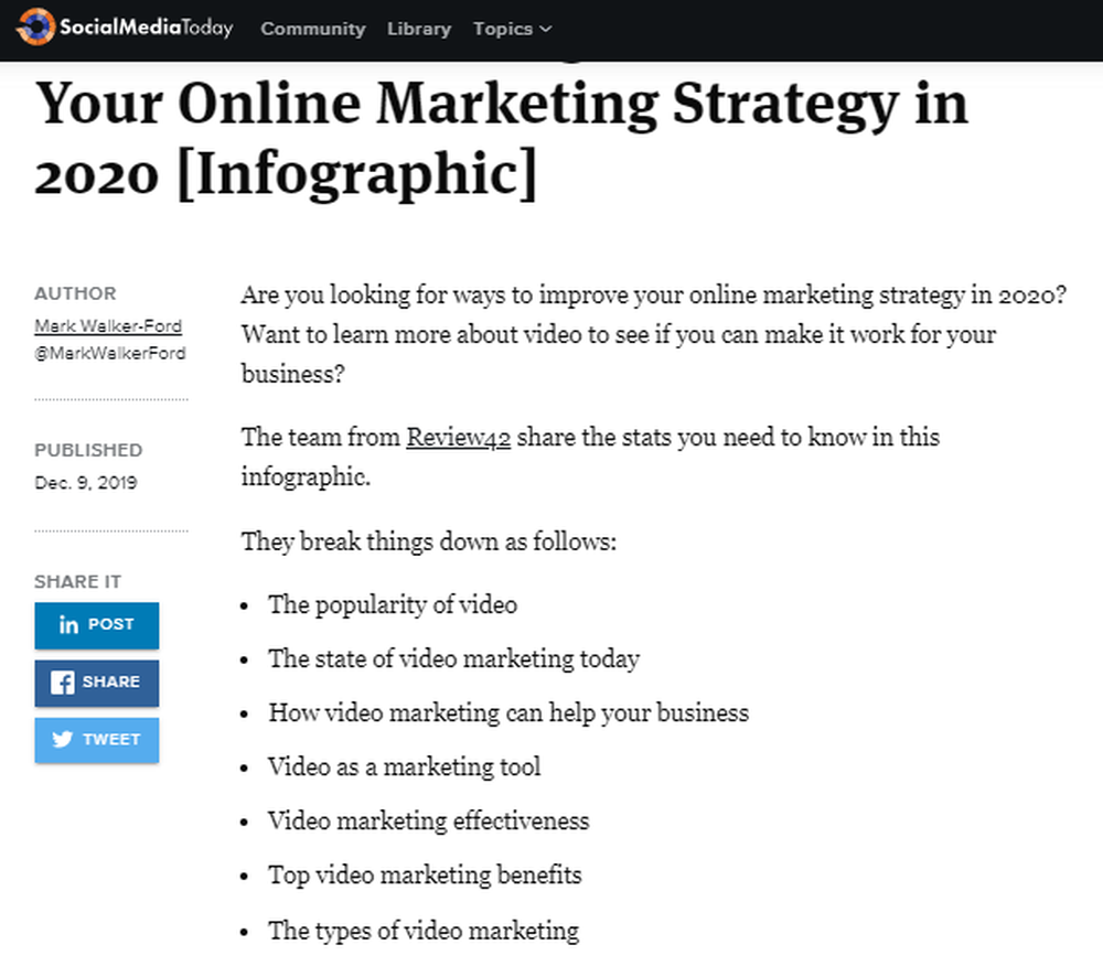116 Video Marketing Stats to Guide Your Online Marketing Strategy in 2020  Infographic    Social Media Today (2).png