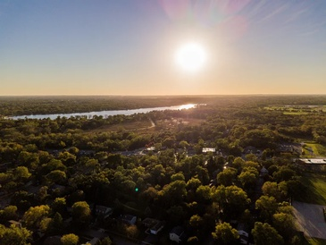 Real Estate Aerial Photography by Visual Filmworks