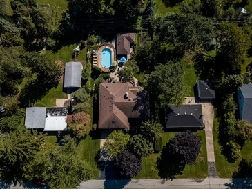 Aerial Photography of Real Estate by Visual Filmworks