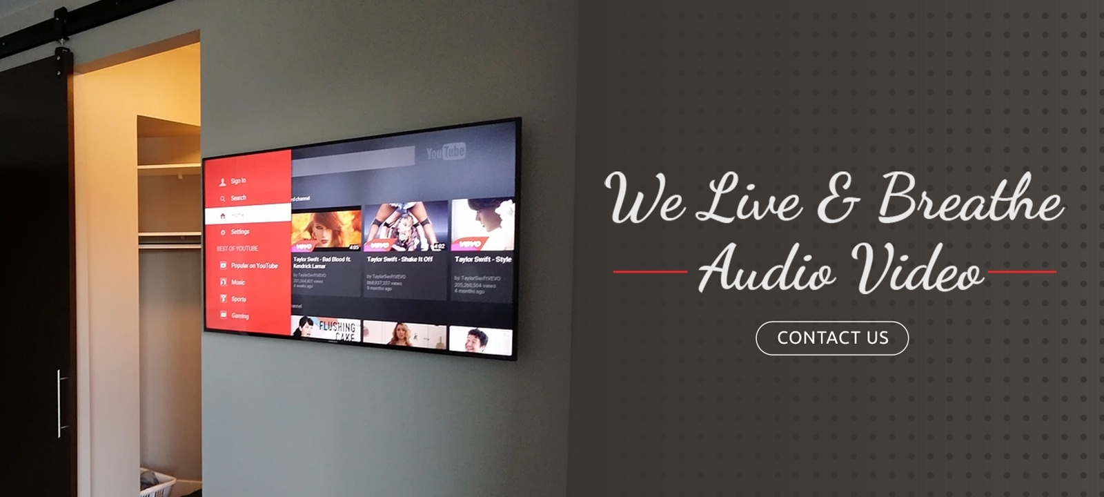 Audio Visual Kelowna