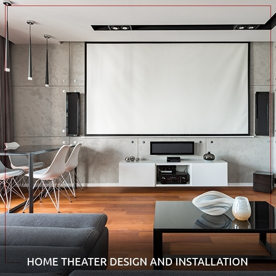 Home Theatre Installation Kelowna