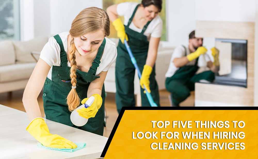 Apartment Cleaning Maple Ridge BC