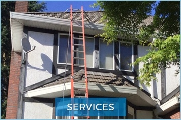 Residential House Washing Burnaby BC