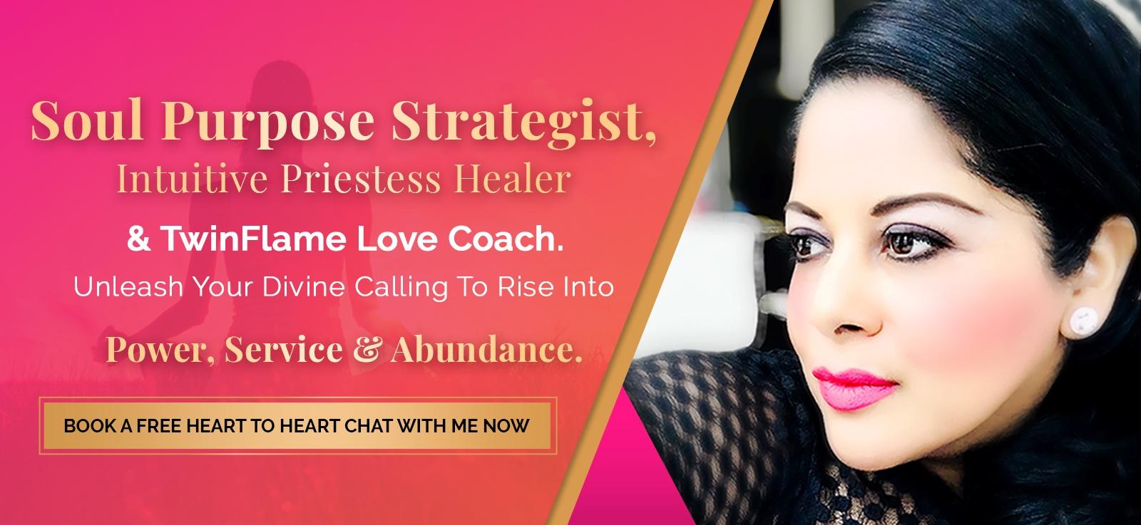 Hanah Ahmed | Soul Purpose Strategist | Intuitive Priestess Healer