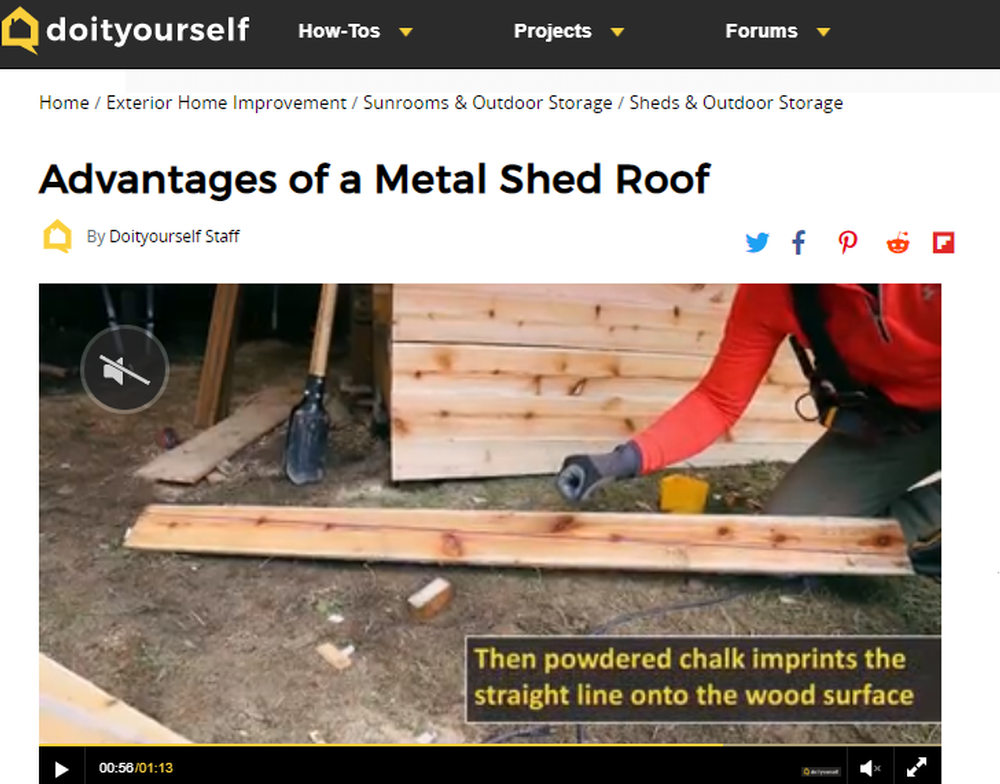 Advantages of a Metal Shed Roof   DoItYourself com.png