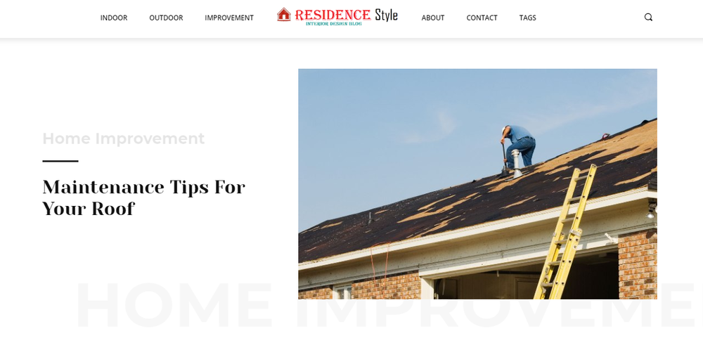 Maintenance Tips For Your Roof » Residence Style.png