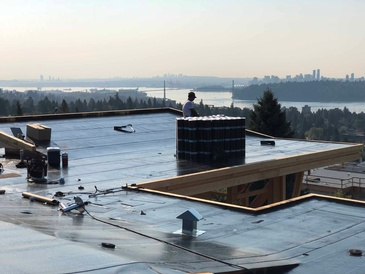 Roof Waterproofing Surrey -  Citadel