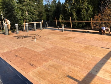 Roof Waterproofing Maple Ridge