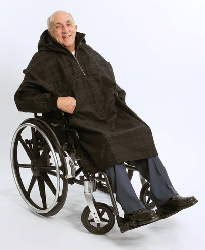 Wheelchair Capes - Winter
