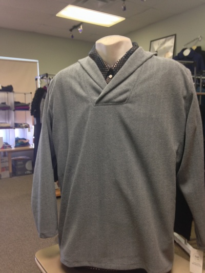 Men's Adaptive Mountain Style Sweater