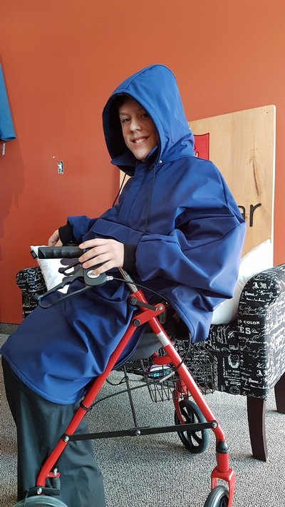 Wheelchair Capes - Child & Youth
