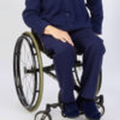 Unisex Pants for wheelchairs - Large