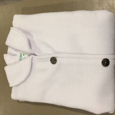 Women's Adapted Polar  Sweater White