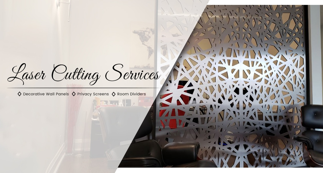 Laser Cutting Services in Richmond Hill, Ontario
