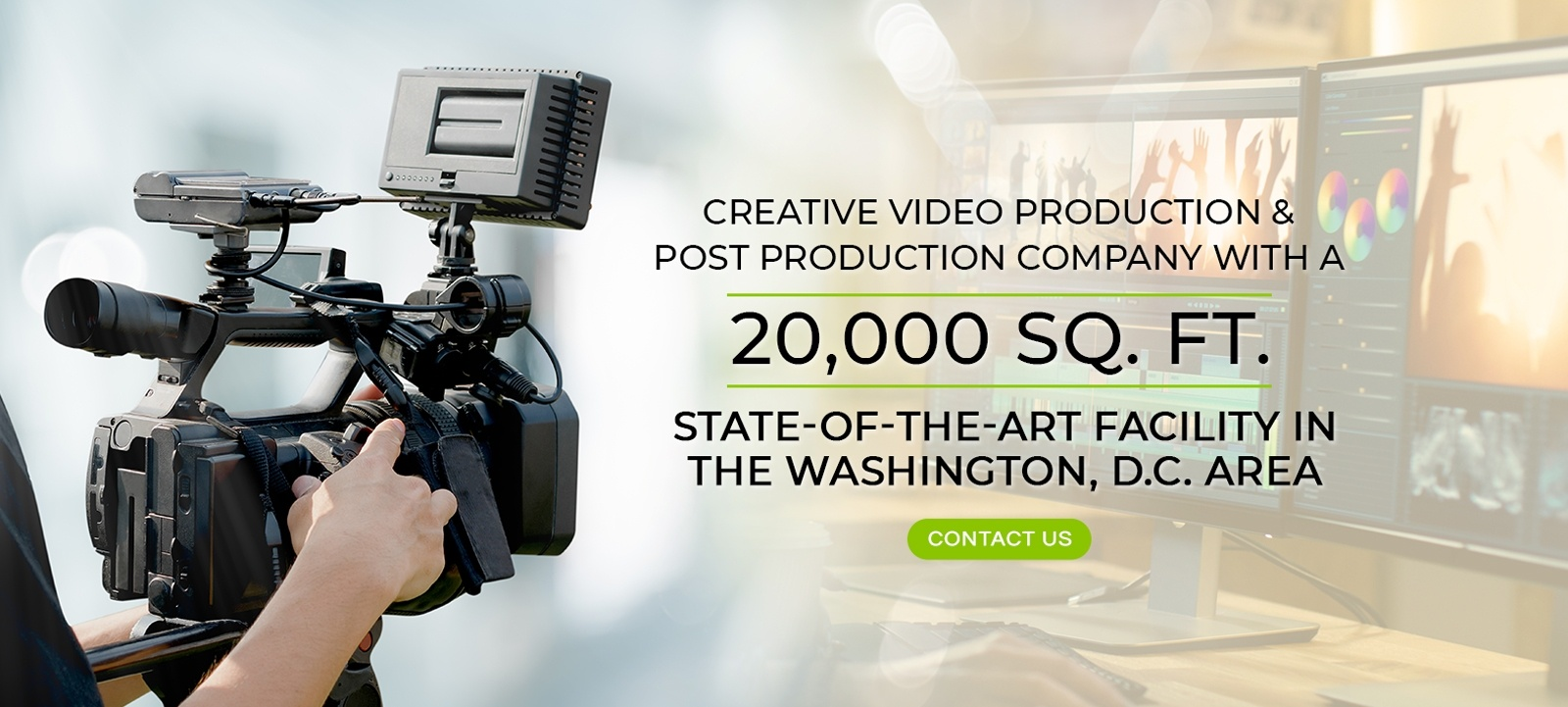 Audio Video Production Company Arlington VA