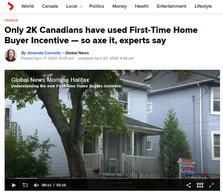 First Time Home Buyer Oakville