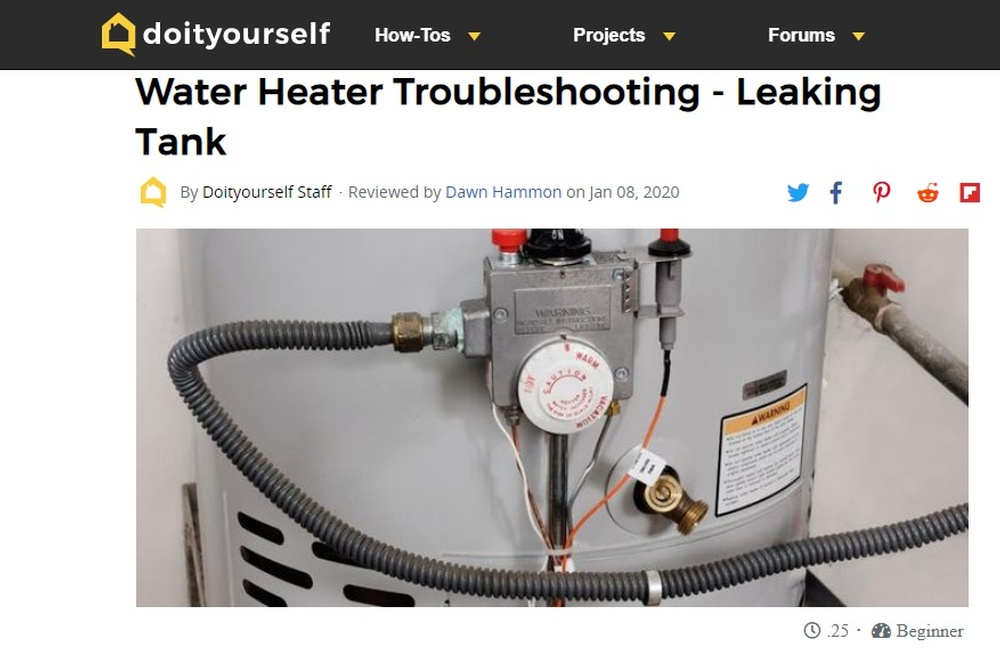 Water Heater Troubleshooting - Leaking Tank   DoItYourself com.jpg