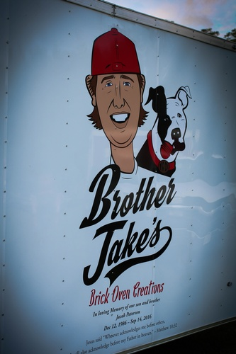 Brother Jake's Brick Oven Creations Food Truck