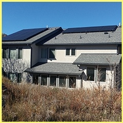 Solar Installation EagleVail CO