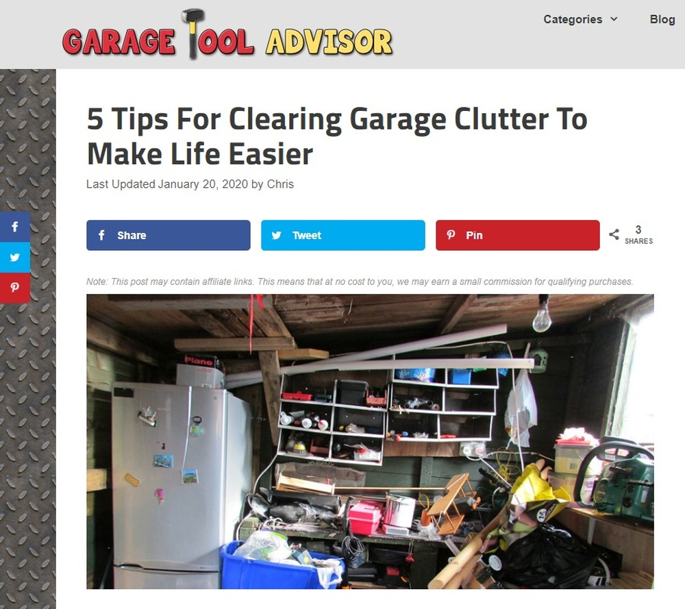 5 Tips for Clearing Garage Clutter   Garage Tool Advisor.jpg