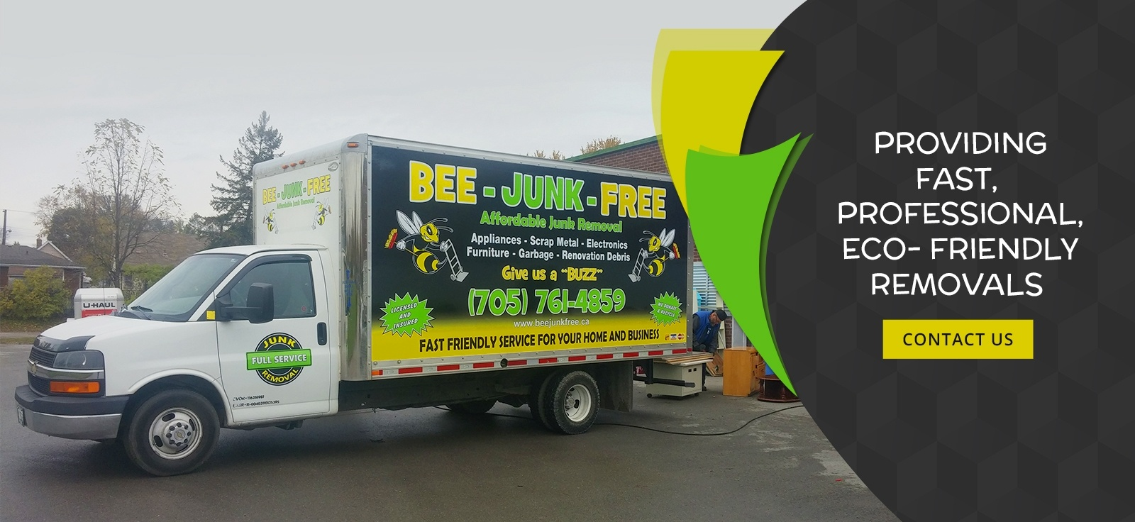 Free Junk Removal >> Bee Junk Free Junk Removal Peterborough Furniture Removal
