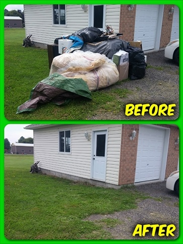 BEE JUNK FREE - Furniture Removal, Junk Removal Peterborough