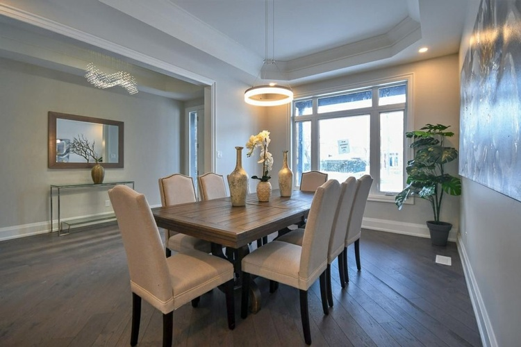 Dining Space Furniture - Home Staging Consultation Services Toronto by Impressive Staging